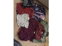 Random bundle of clothes