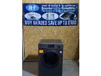 Sharp 8KG 1400RPM A+++ Washing Machine - ES-HFH8147A3