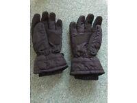 North Face Black Metropolis Gloves