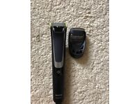 Philips Wet And Dry Oneblade Trim, Edge And Shave