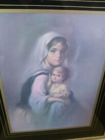 Mother and child picture Price reduction!!!!