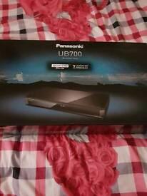 Panasonic 4k ultra hd player