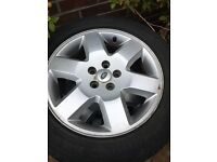 "3 Land Rover discovery 19"" alloy wheels for sale"