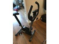 Exercise Bike black