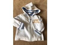 Newborn baby boy coat