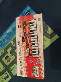 Kids floor piano