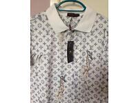 Louis Vuitton polo shirt size medium