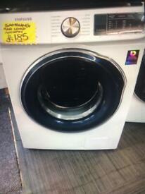 Samsung 9kg washing machine 1400 spin