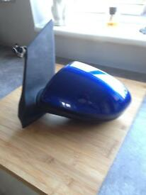 Mazda 2 passenger side wing mirror