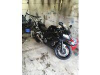 Sv650s full fairing ideal starter bike