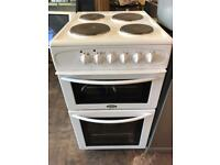 Like new belling 50cm electric cooker! Spotless