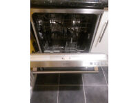 Kenwood dishwasher SPARE OR REPAIR