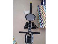 Rowing Machine and Gym