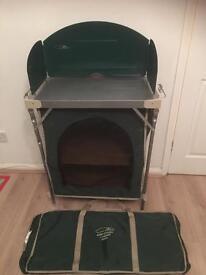 Camping kitchen/stand/storage
