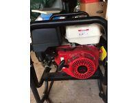 Honda GX390 LPG/Petrol Generator 5.5Kw