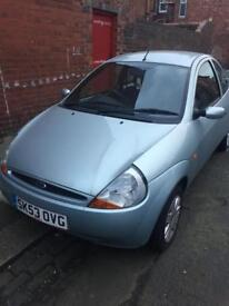 Ford KA 2003 1.2 Petrol
