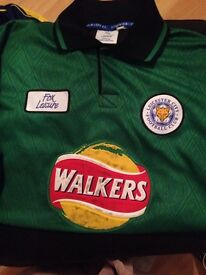 Leicester city shirt 'walkers'