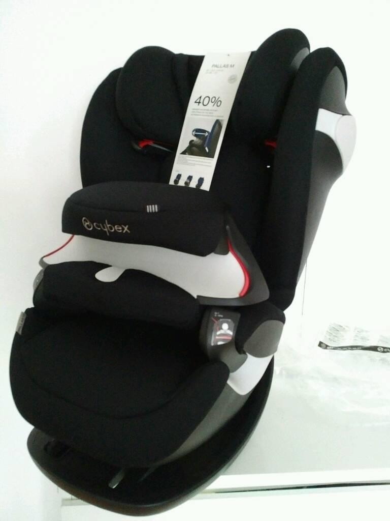 NEW Cybex Pallas M Car Seat RRP £280