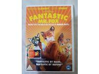 children's Fantastic Mr. Fox DVD