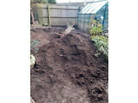 Lovely Garden Soil Free to Collectors
