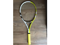 Two Babolat Xtra Sweetspot Tennis Rackets for sale