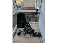 MOTOCADDY S1 DIGITAL WITH 36 HOLE LITHIUM BATTERY AND EXTRAS