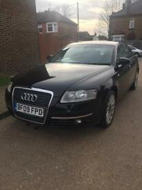 audi a6 saloon manual