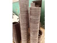 used 12L round plastic plant pots growing Collection only Cheshunt Hydroponics