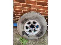 L200 alloy wheel for sale  Durham, County Durham