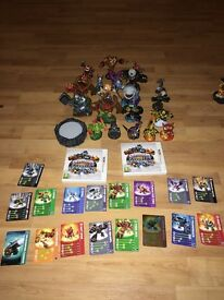 Skylanders, large bundle 24 Characters 3DS