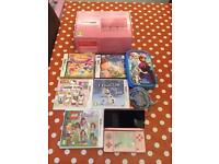 Nintendo 3DS in pink excellent condition