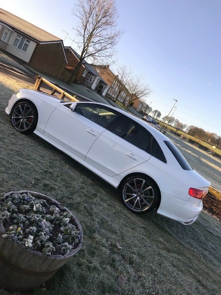 Audi A4 not s line