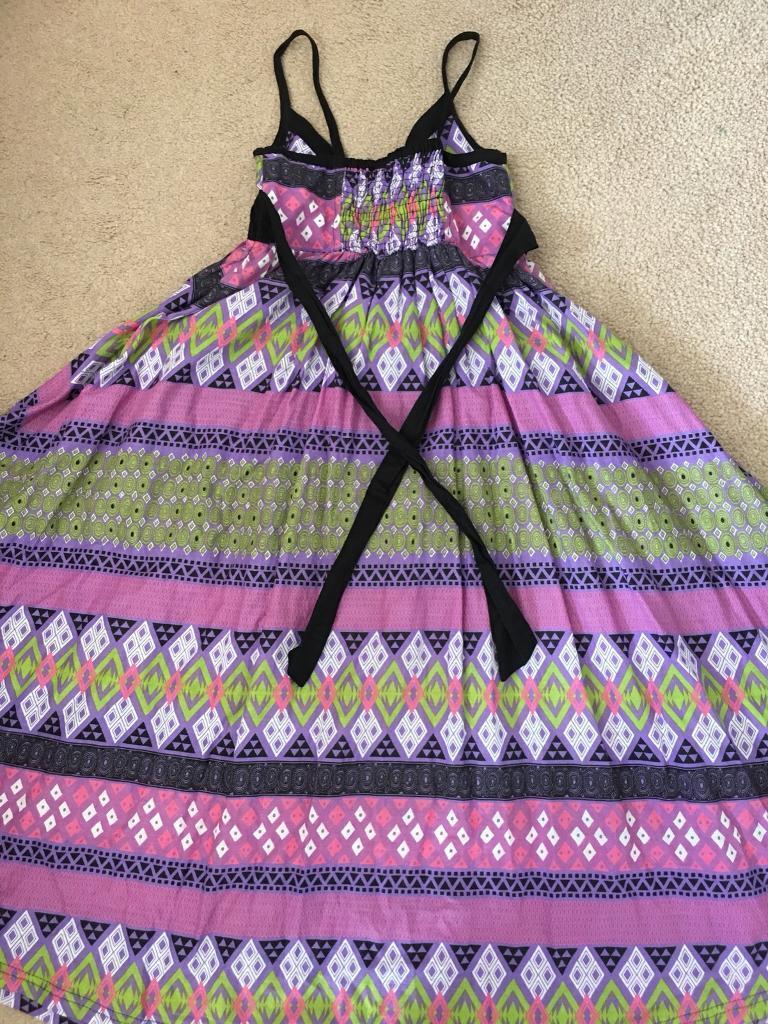 Girls summer dress 8-9 years from Matalan   in Reading, Berkshire ...