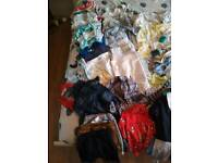 Bundle of 0-3 baby boy clothes