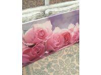 Rose Canvas Print 100cmx50cm