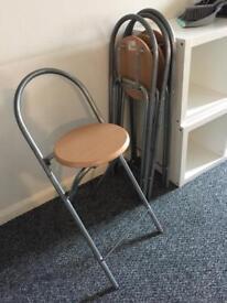 4 stools