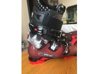 Ski boots saloman size uk 6.5