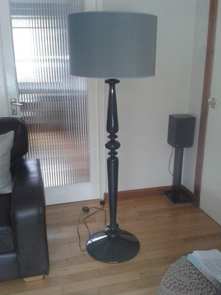Beautiful Habitat Spindle floor lamp | in Penicuik, Midlothian ...