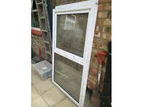 Used double glazing UPVC window