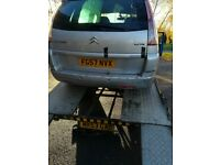 Breaking all vehicles for parts astra Peugeot 307 Citroen Ford transit Ford focus ford iveco spears