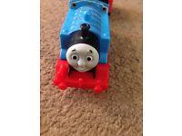 Thomas the tank engine trackmaster train