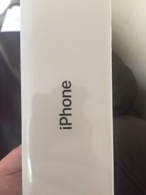 Brand new factory sealed iPhone 7 32gb black