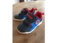 Clarks baby shoes size 4 1/2 F