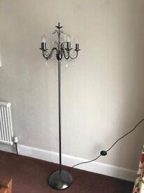 Lovely floor lamp