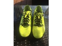 Adidas Astro football trainers 5.5