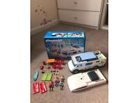 Playmobil camper van set