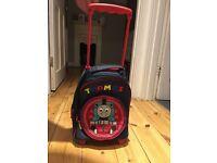 Thomas roll on rucksack