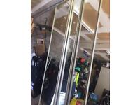 Mirror sliding doors free sold pending collection