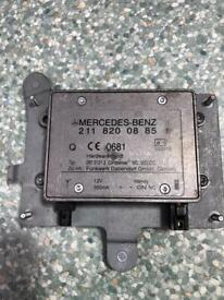 Mercedes E-Class W211 S-Class w221 Bluetooth Control Unit Module ECU A2118200885
