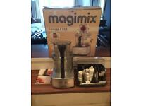 Magimix 4200XL BlenderMix Food Processor, Satin